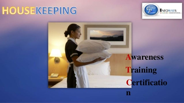 Awareness Training Certificatio n