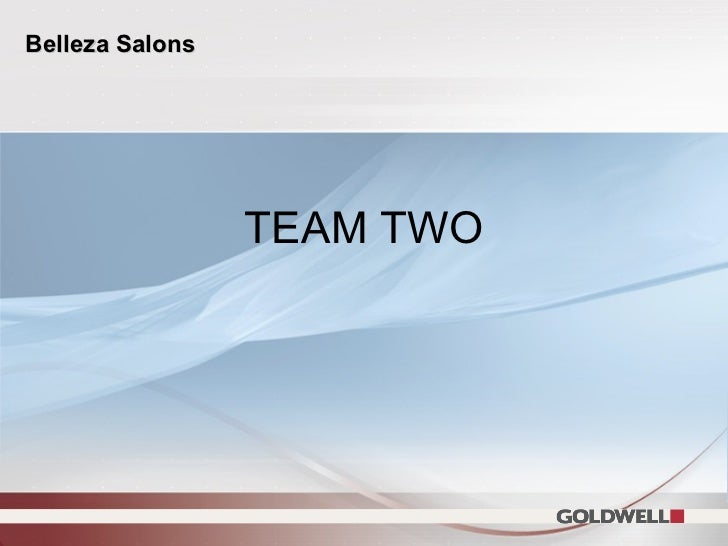 TEAM TWO