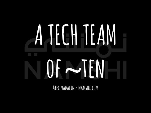 ATECHTEAM of~tenAlexnadalin-namshi.com