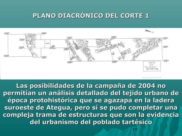 11Las posibilidades de la campaña de 2004 noLas posibilidades de la campaña de 2004 nopermitían un análisis detallado del ...