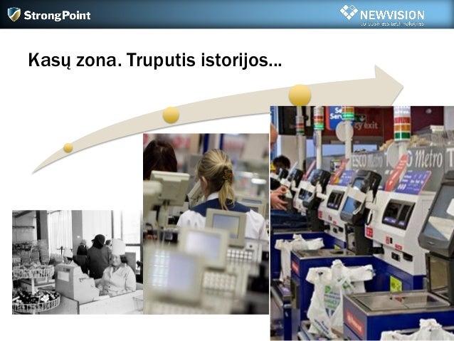 Ateities atsiskaitymo už prekes zona parduotuvėse. Romas Butkevičius Slide 2