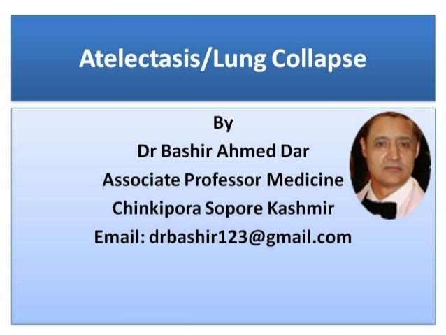 "By Dr Bashir Ahmed Dar '~""'L ' i  Associate Professor Medicine   Chinkipora Sopore Kashmir   Email:  drbashir123@gmail. com"