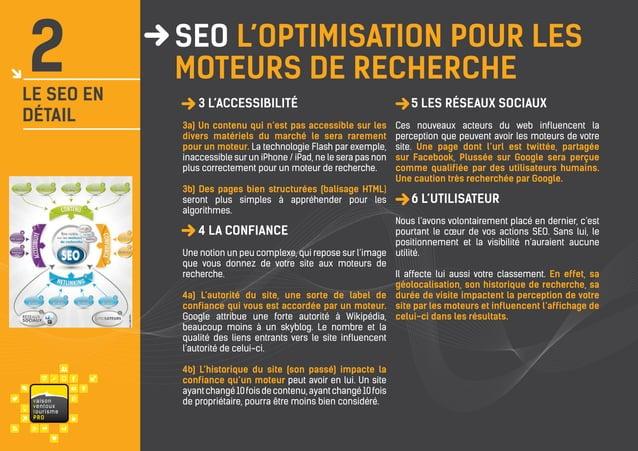 2  le seo en détail  SEO L'optimisation pour les moteurs de recherche   3 L'accessibilité  3a) Un contenu qui n'est pas a...
