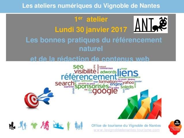 bb19c89e42e Les ateliers numériques du Vignoble de Nantes Office de tourisme du  Vignoble de Nantes www.