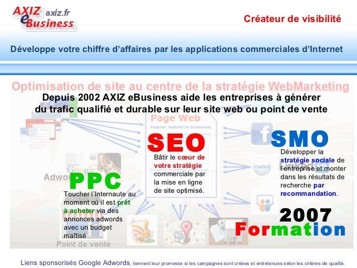 Evitez les pieges et le derapage de campagnes Google adwords  Slide 2