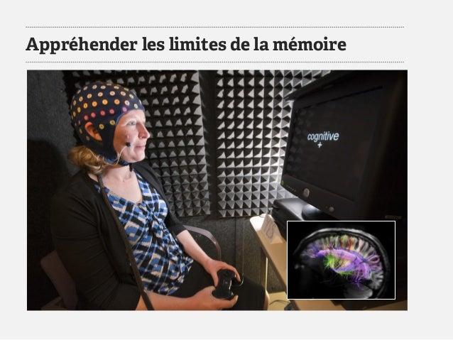 Appréhender les limites de la mémoire