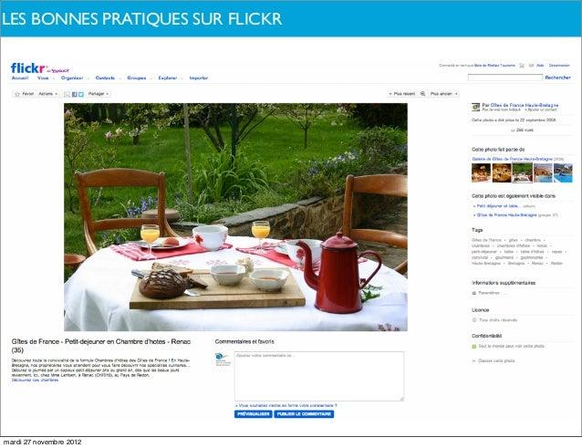 LES BONNES PRATIQUES SURDE QUOI PARLONS-NOUS ? FLICKRmardi 27 novembre 2012