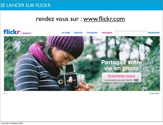SE QUOI PARLONS-NOUS ?DELANCER SUR FLICKR                         rendez vous sur : www.flickr.commardi 27 novembre 2012