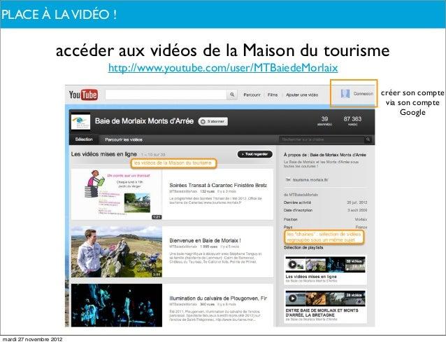PLACE À PARLONS-NOUS ?DE QUOILA VIDÉO !                   accéder aux vidéos de la Maison du tourisme                     ...