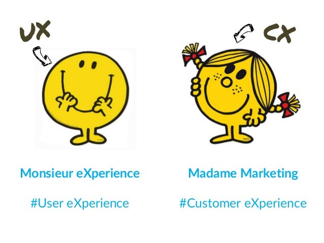 Quand M.eXperience rencontre Mme Marketing... Lyon Agile Day 9 fev. 2017 Slide 3