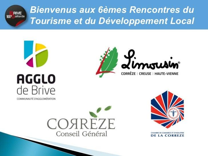 Atelier 1 Enjeux de l'intercommunalité pour les destinations touristiques - ex de la vallée de la Dordogne. Slide 2