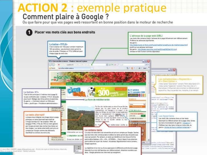 ACTION 2 : exemple pratique
