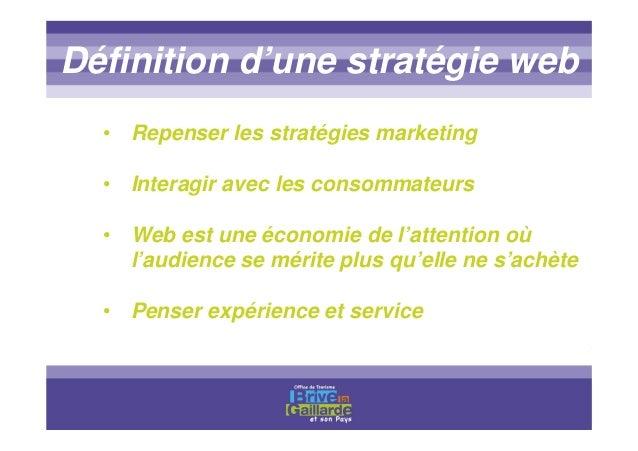 Titre titre titreDéfinition d'une stratégie web Les clés de la réussite Philippe Fabry ATOUT France – etourisme philippe.f...
