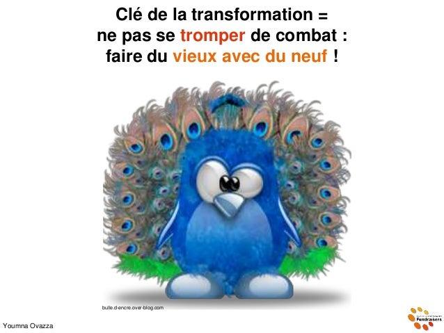 Clé de la transformation = ne pas se tromper de combat : faire du vieux avec du neuf ! bulle.d-encre.over-blog.com Youmna ...