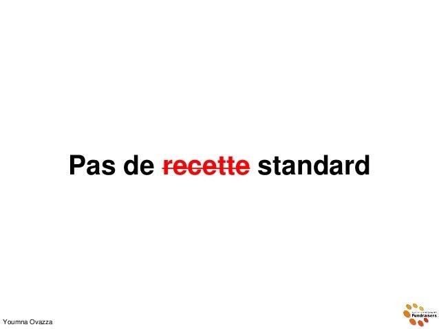 Pas de recette standard Youmna Ovazza vivrelivre19.over-blog.com