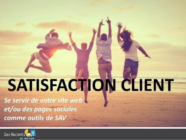 • J'incite mes clients à déposer des avis • J'invite mes clients à partager des photos Exemple d'actions…