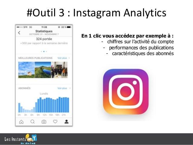 … En 1 clic vous accédez par exemple à : - le nombre de vues et minutes regardées - Le nombre de likes et partages - Les d...