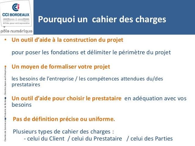 Comment bien r diger le cahier des charges de votre site web - Cahier des charges definition ...