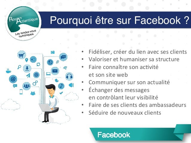 Atelier Creer Et Animer Sa Page Facebook