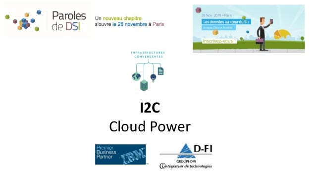 I2C Cloud Power