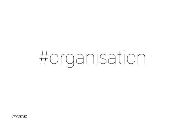 Quelle organisation ? Ce qui importe n'est pas qui pilote le design, mais bien comment le design est piloté. • Choisir un ...