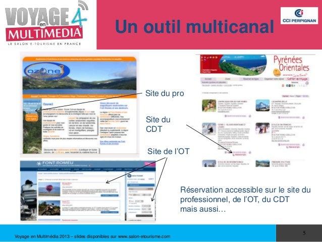 Un outil multicanal                                                              Site du pro                              ...