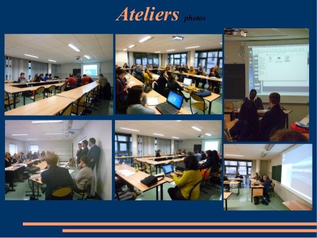 Ateliers photos
