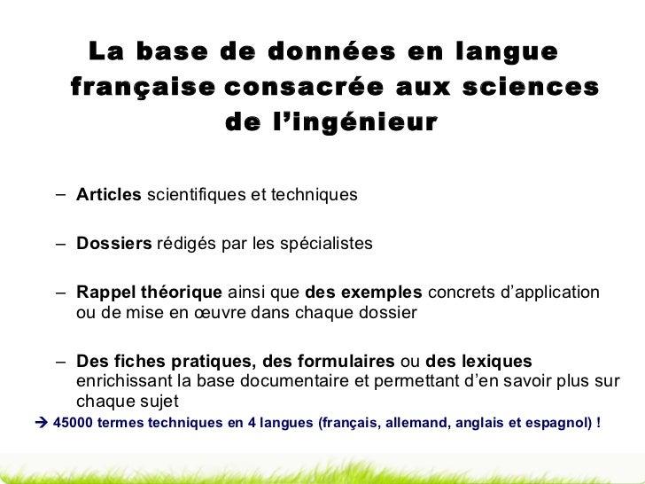 rechercher un article scientifique dans la base de donn u00e9es des techni u2026