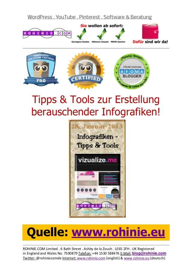 Tipps & Tools zur Erstel...
