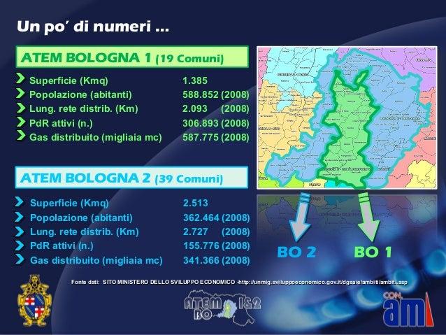 Fonte dati: SITO MINISTERO DELLO SVILUPPO ECONOMICO -http://unmig.sviluppoeconomico.gov.it/dgsaie/ambiti/ambiti.aspFonte d...