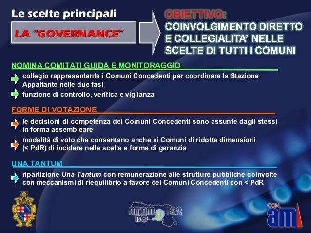 NOMINA COMITATI GUIDA E MONITORAGGIONOMINA COMITATI GUIDA E MONITORAGGIO collegio rappresentante i Comuni Concedenti per c...