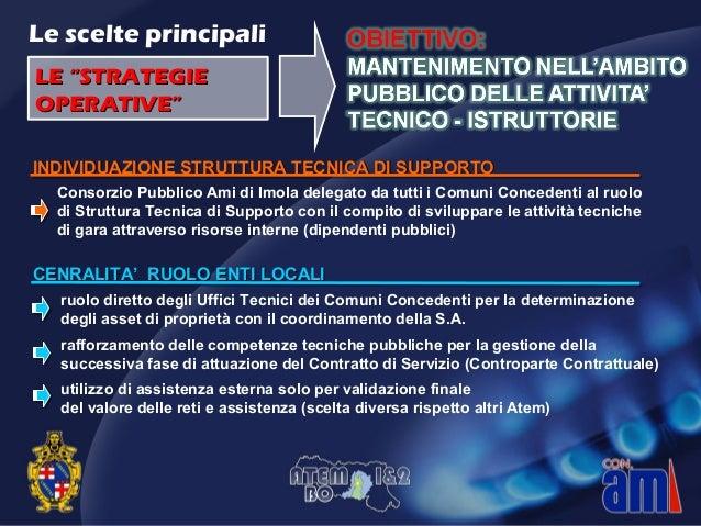 CENRALITA' RUOLO ENTI LOCALICENRALITA' RUOLO ENTI LOCALI ruolo diretto degli Uffici Tecnici dei Comuni Concedenti per la d...