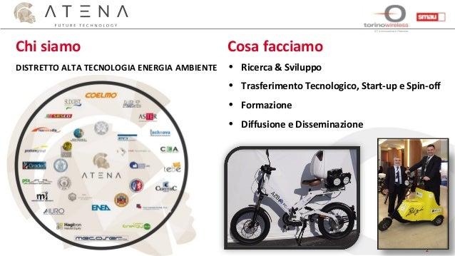 Smau Napoli 2016 Corporate Meeting - Atena Scarl Slide 2