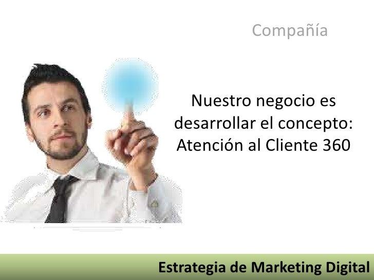 Atencion al cliente 360 for Atencion al cliente