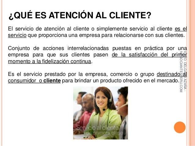 Atenci n y servicio al cliente clase 2 1 - Telefono atencion al cliente airbnb ...