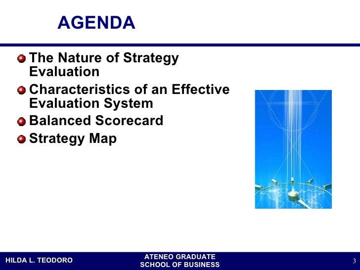the characteristics of balance scorecard The balanced scorecard: a new framework for managing the economic  development  when we analyzed the characteristics of best practices edos,  we.