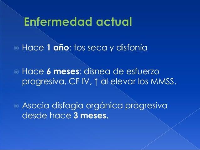  Niega otros elementos de síndromemediastinal. tumoración en cuello.  Sin: elemento de disfunción tiroidea. repercusión ...