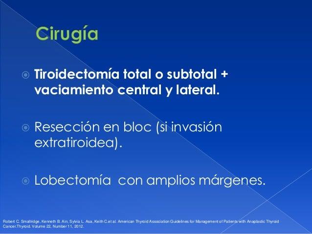  TAC body c/ 1 a 3 meses en los primeros 6 a 12 meses, luego menos frecuente.  PET luego de 3 a 6 meses (sin enf. En la ...