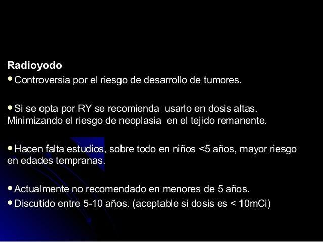 -Claudia Godoy C, Marcela Acevedo M. Antonio Barrera N, Anahí Yismeyián M, Francisca Ugarte P. Hipertiroidismo en niños y ...
