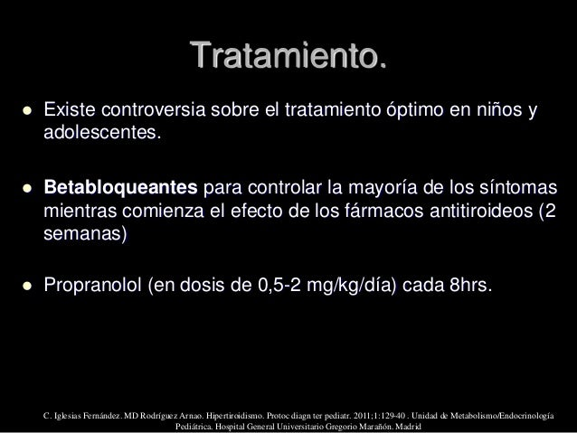 Fármacos antitiroideos  Tionamidas: Antitiroideos de Síntesis: propiltiuracilo (PTU), metimazol (MTZ) y carbimazol (CBZ) ...