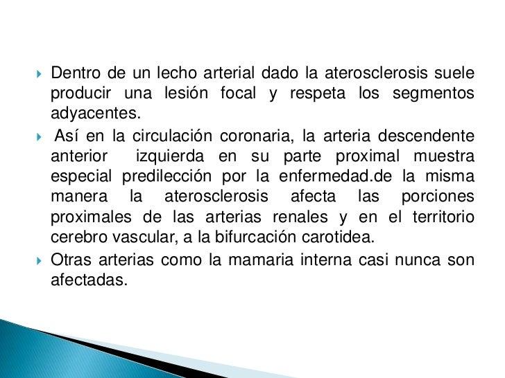 Aterosclerosis diapositivas Slide 3