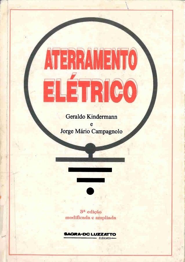 Aterramento elétrico   geraldo kindermann