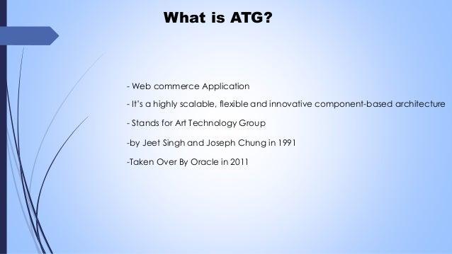 atg introduction