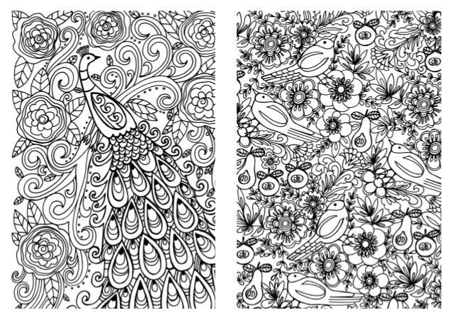 Art therapy giardini in fiore for Disegnare giardini