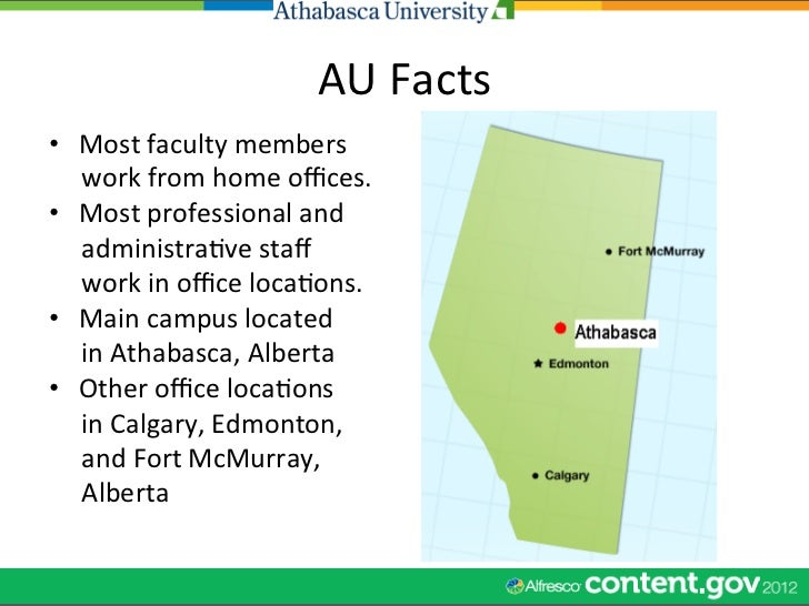 Athabasca University - AU; Admission Requirements,Tuition ...