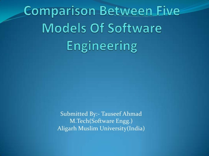 Submitted By:- Tauseef Ahmad     M.Tech(Software Engg.)Aligarh Muslim University(India)