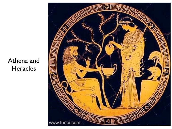 Athena And Snake