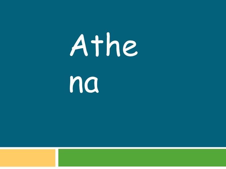 Athena<br />