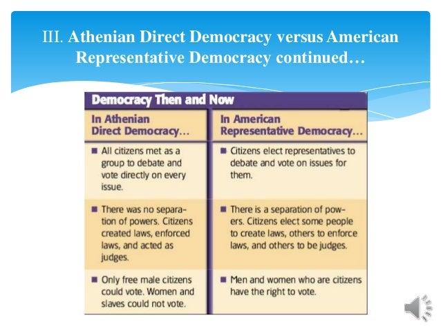 athenian democracy essays