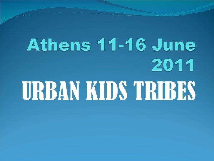 URBAN KIDS TRIBES